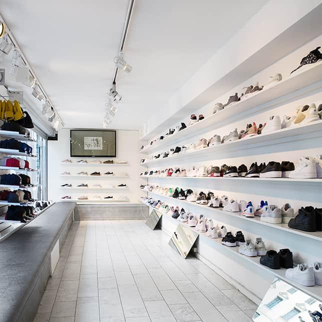 buy online 170e7 b41b2 Har du ennå ikke oppdaget nettbutikken Caliroots så er det på tide! Dette  er streetwear-butikken på nett som er helt rå på snakers. Her finner du det  ...