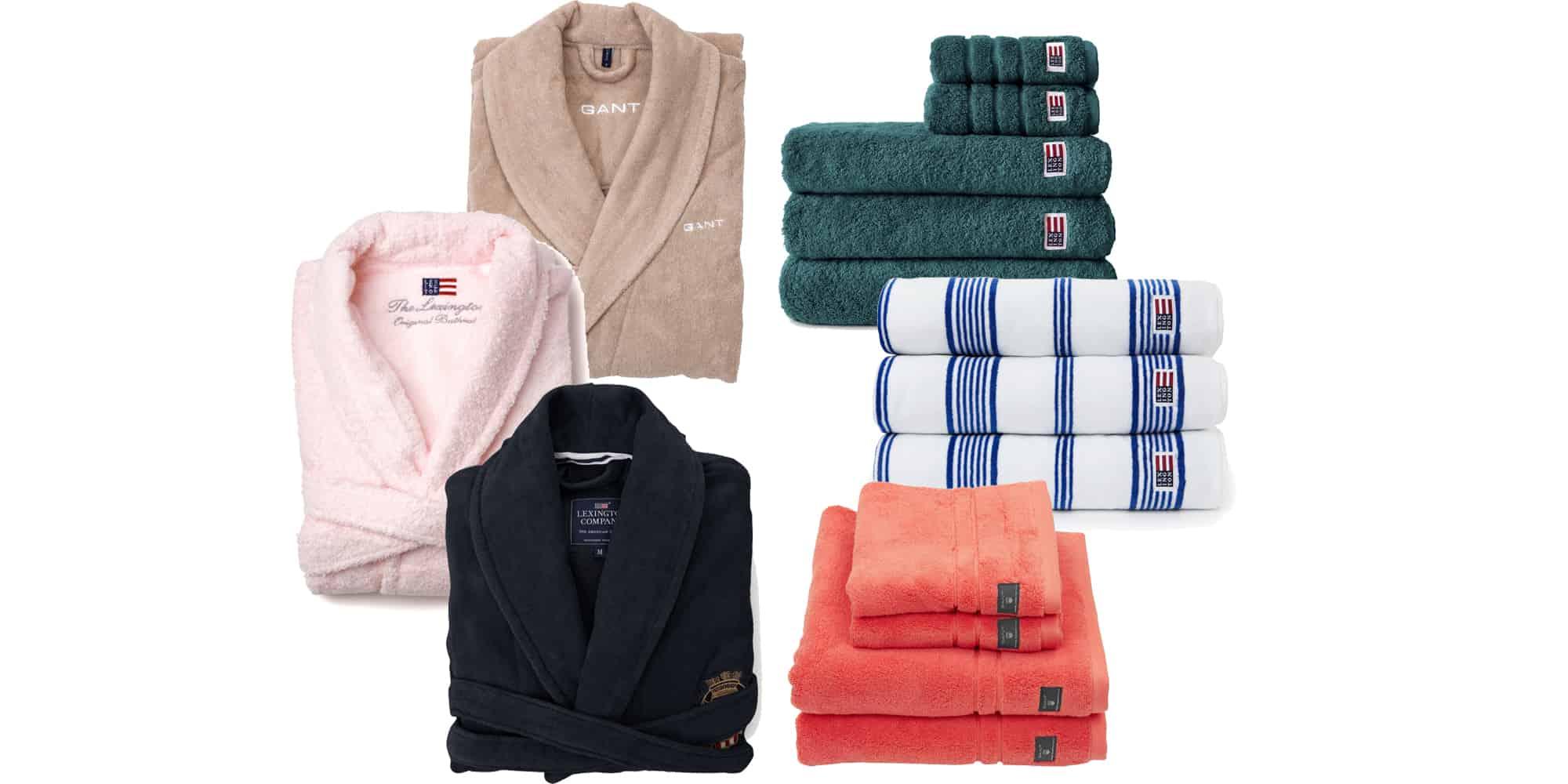 Fra mega Luksuriøse badekåper og håndklær på salg Black Friday - Nettavisen ZN-67