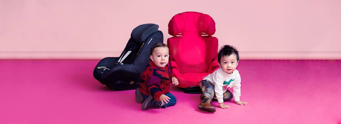 De største kuppene på utstyr til baby og barn