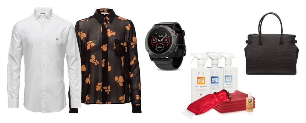 Klær, sko (dame, mann, sommer, vinter, adidas, brandsdal